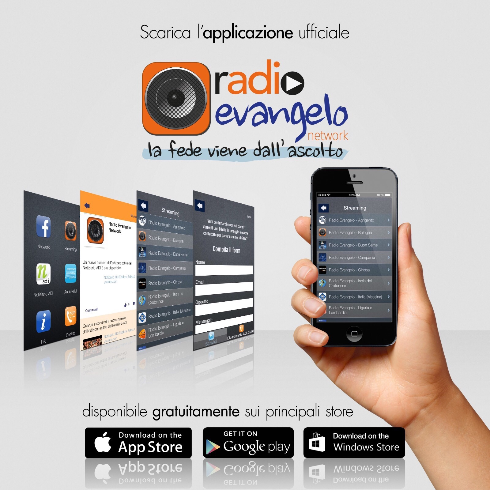Radio Evangelo Network
